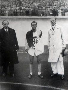 Carlos Fanta y Manuel Plaza 1928