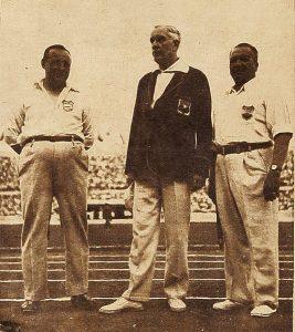 Ulises Poirrier, Carlos Fanta y Manuel Guerrero [1942]